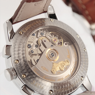 Eberhard & Co., Tazio Nuvolari Grand Taille Chronograph, Georg Königbauer