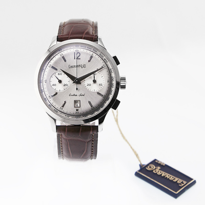 Eberhard & Co., Extra-Fort Grand Taille Chronograph, Georg Königbauer