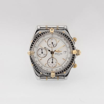 Watch Breitling Vintage Windrider Chronomat Ltd. Edition, Georg Königbauer