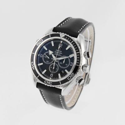 Watch Omega Seamaster Planet Ocean Chronograph, Georg Königbauer