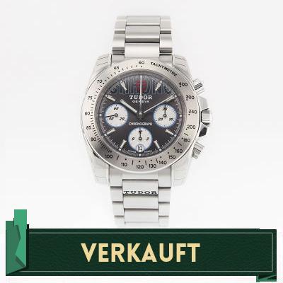 Tudor verkauft Uhren Georg Königbauer