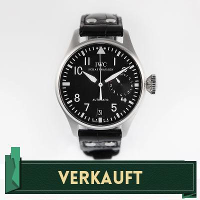 IWC Verkauft Uhren Georg Königbauer