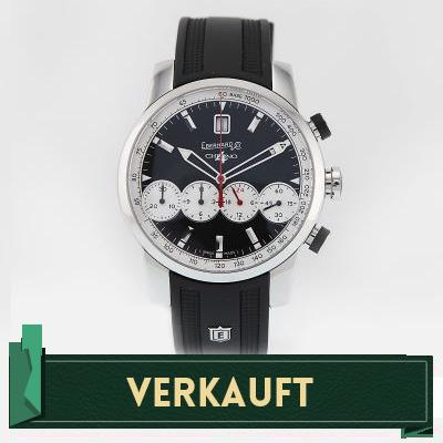 Eberhard verkauft Uhren Georg Königbauer