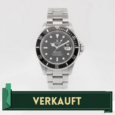 Rolex verkauft Uhren Georg Königbauer