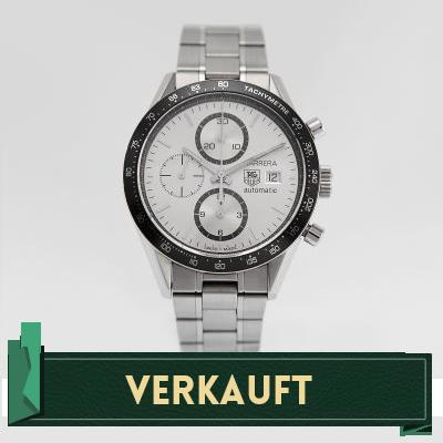 Tag Heuer verkauft Uhren Georg Königbauer