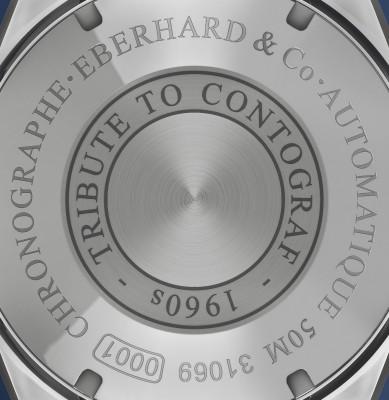 Watch Eberhard & Co. Contograf, Georg Königbauer