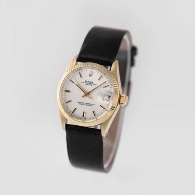 Watch Rolex Oyster Date, Georg Königbauer